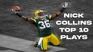 Nick collins was becoming a hall of fame safety before his career ending injury. such shame ended short follow fan to network on twitch:...