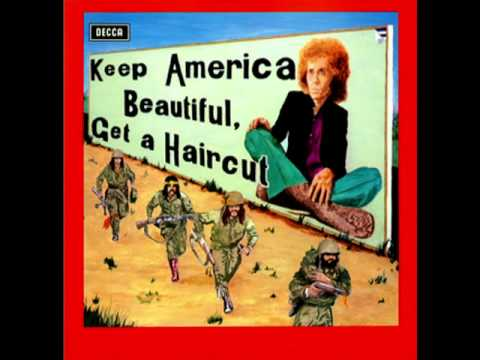 Ray Fenwick - Keep America beautiful lp 1971 Funk soul prog