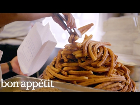 Mexico City's Best Spot for Churros is Open 24/7 | City Guides: Mexico City | Bon Appetit