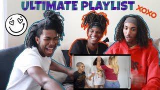 ULTIMATE PLAYLIST | CERAADI *REACTION* ft. DDK TV