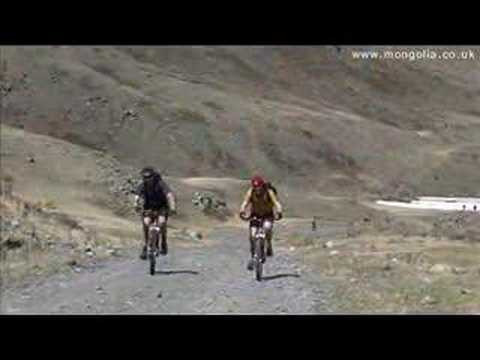 Mongolia Mountain Biking Tours & Cycling Holidays in Mongolia