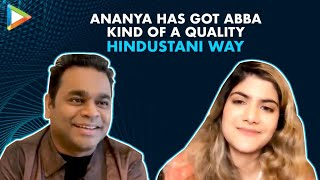 A R Rahman When You Have Everything There S A Sense Of COMPLACENCY Hindustani Way