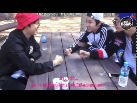 [THAI SUB] Naver Starcast BTS at Namhansanseong! Who gets the Penalties?