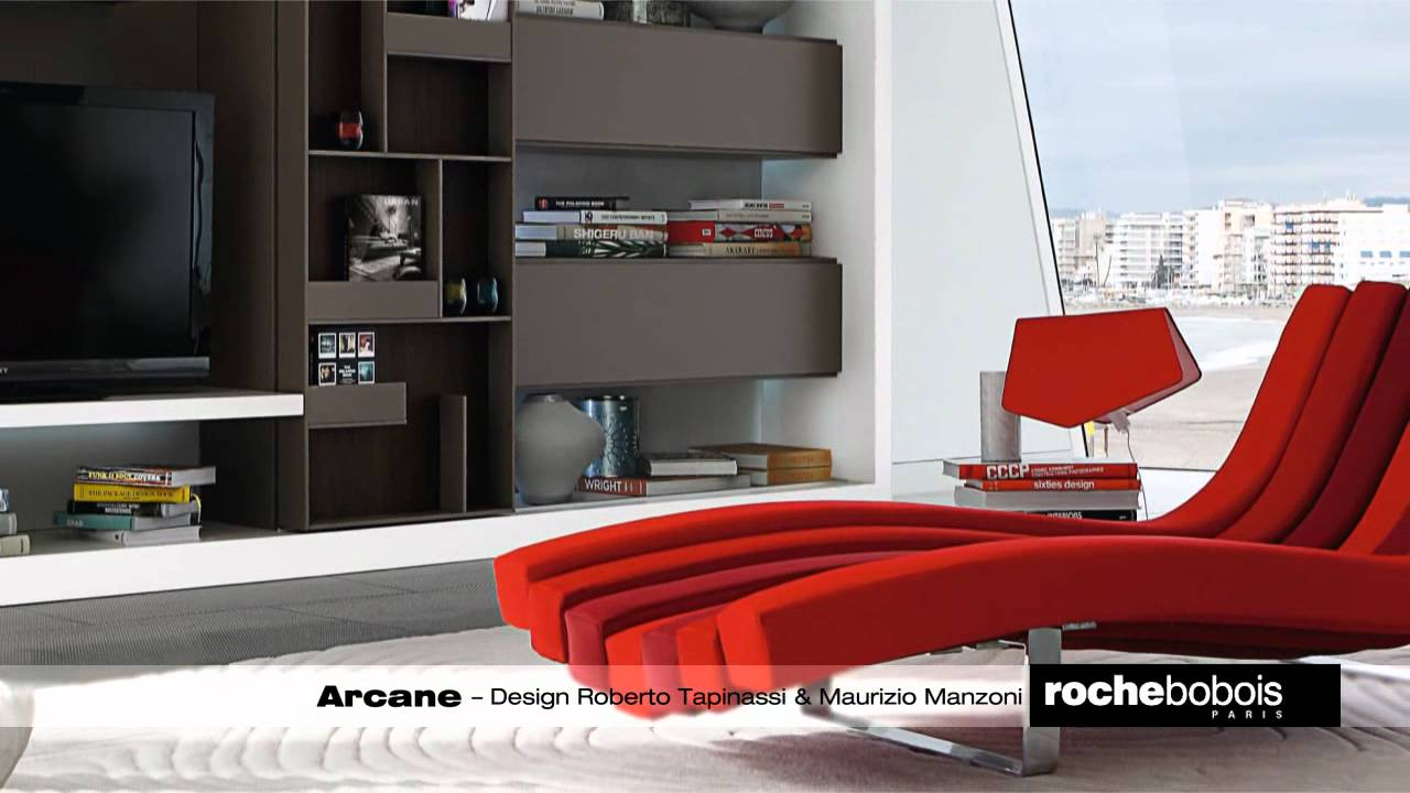 nouvelle collection printemps et 2012 roche bobois youtube. Black Bedroom Furniture Sets. Home Design Ideas