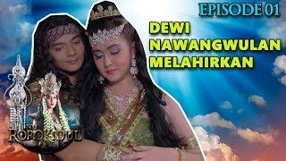 Download Video SELAMAT! Dewi NawangWulan Melahirkan Anak Jaka Tarub - Nyi Roro Kidul Eps 1 PART 2 MP3 3GP MP4