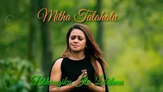 Gambar cover MITHA TALAHATU - BOHONGIKU ITU LEBIHMU