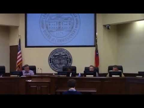 Chairmanr: Add to agenda resolution supporting GA  H.R. 158