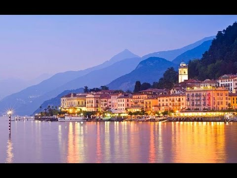 Train Rides: Milan - Lake Como - Tirano, Italy