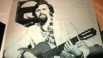 Manfred Siebald - Da steh ich nun (1972) vinyl rip.wmv
