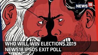 Who Will Win Elections 2019 | News18 IPSOS Exit Poll