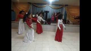 Danza Como dijistes Grupo yireh.