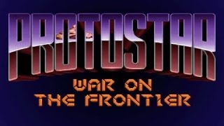 Protostar gameplay (PC Game, 1993)