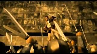 Война Богов  Бессмертные  Русский трейлер '2011'  HD
