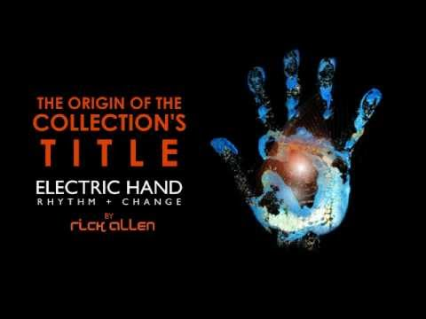 DEF LEPPARD's Rick Allen On The Origin of Electric Hand: Rhythm   Change