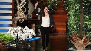 Jennifer Garner Doesn't Understand Her Oscars Meme Face Either by : TheEllenShow