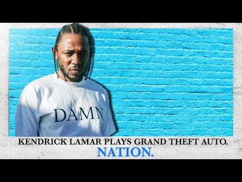 Kendrick Lamar Plays GTA Online! VI - NATION.