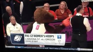 Part 8 February 13pretty beautiful cute  college basketball games Oregon state beaver vs other team