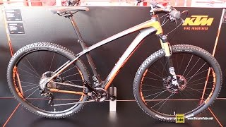 2016 KTM Myroon 29 Master Mountain Bike - Walkaround - 2015 Eurobike