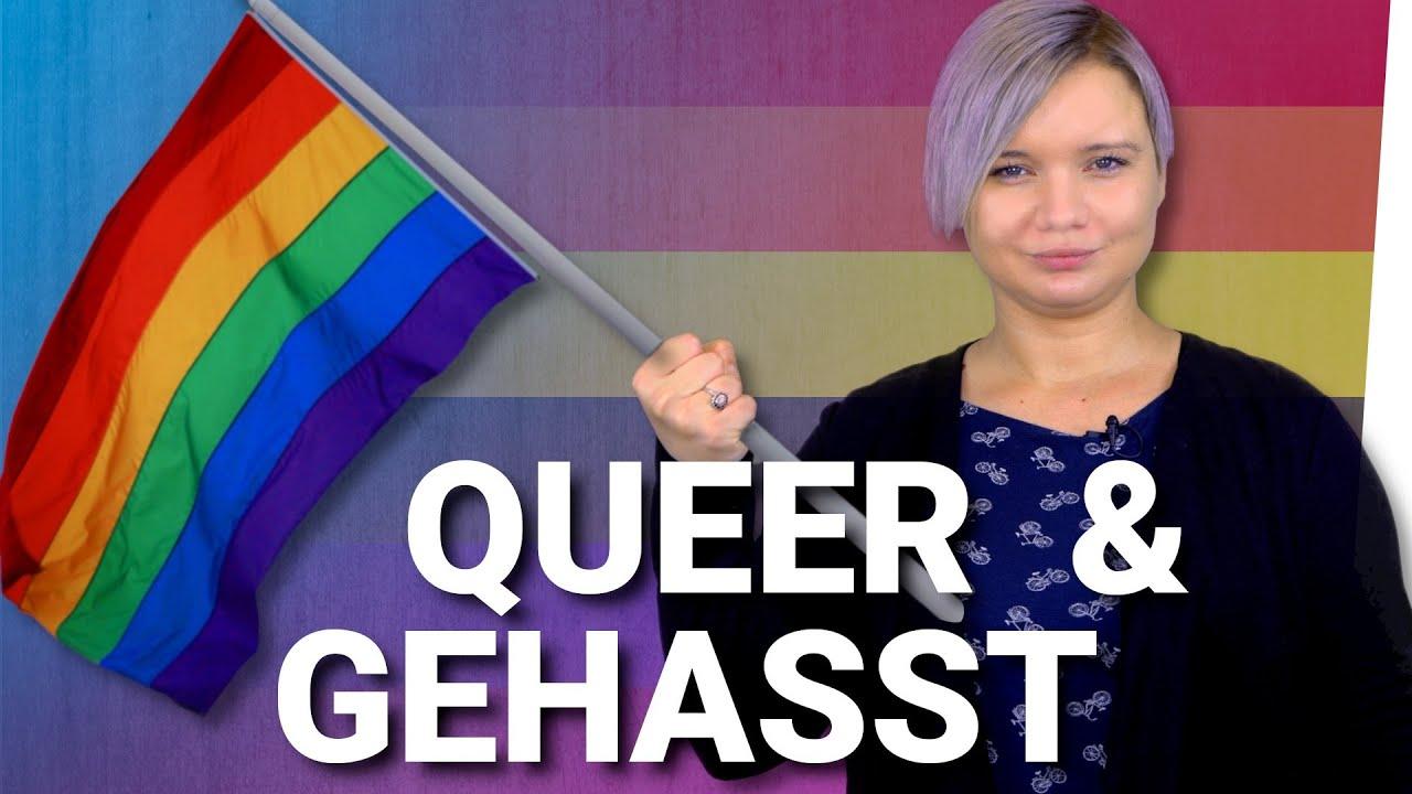 LGBTQ - so krass sind Hass und Gewalt gegen Queere   Franziska Schreiber reagiert