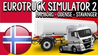 eurotruck simulator 2 hamborg stavanger med garage indkØb i odense