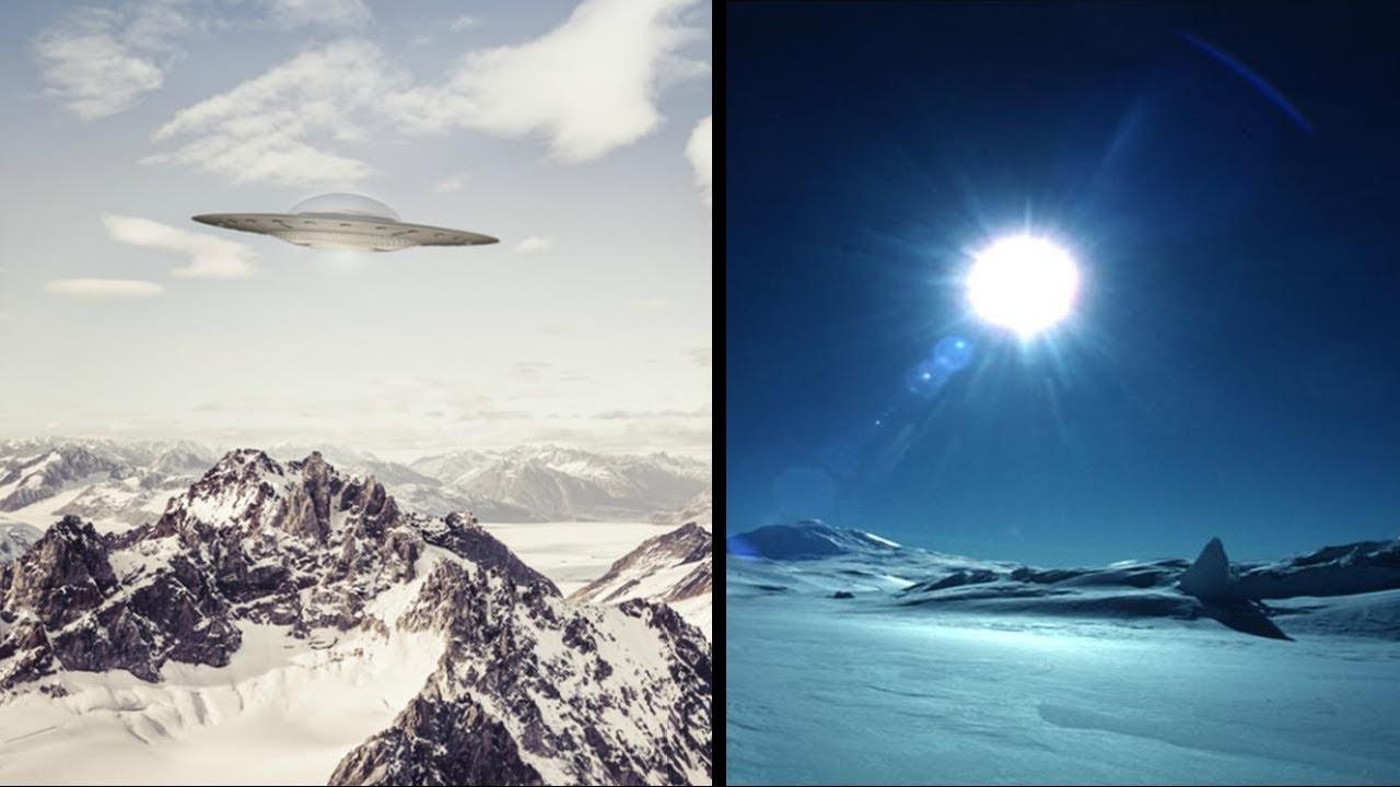 UFO na Antarktydzie – Incydent z 1965 roku