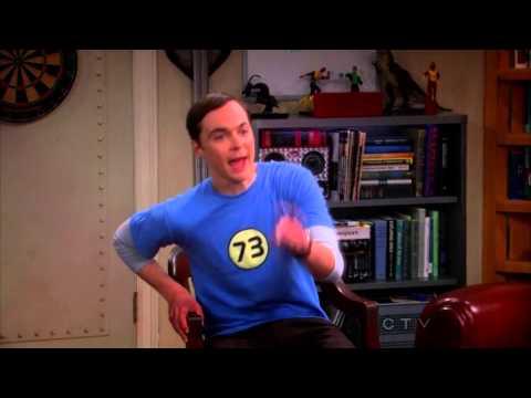 The Big Bang Theory - Sheldon plays pictionary