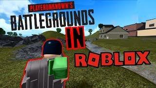 Roblox Prison Royalle Player Unknown BattleGrounds in Roblox