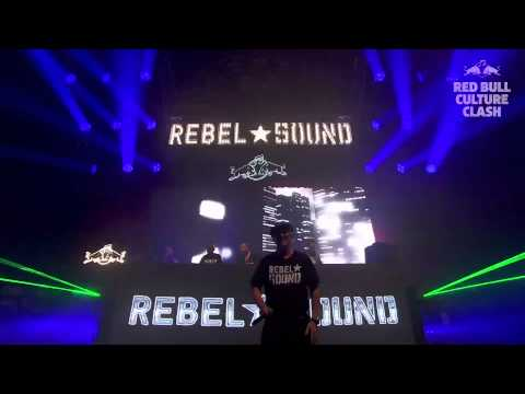 Rebel Sound - 4 Rounds - Red Bull Culture Clash 2014