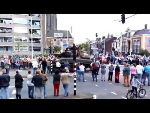 Bevrijdingsdag (Liberation day) Enschede, The Netherlands, 2015