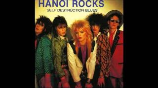 Tradegy / Hanoi rocks 和訳