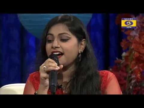 Jyotirmayee Nayak - odia singer in Hello Odisha