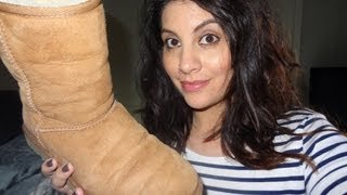 One of Natasha Summer's most viewed videos: Clean your Uggs With Baby Shampoo | Natasha Summer