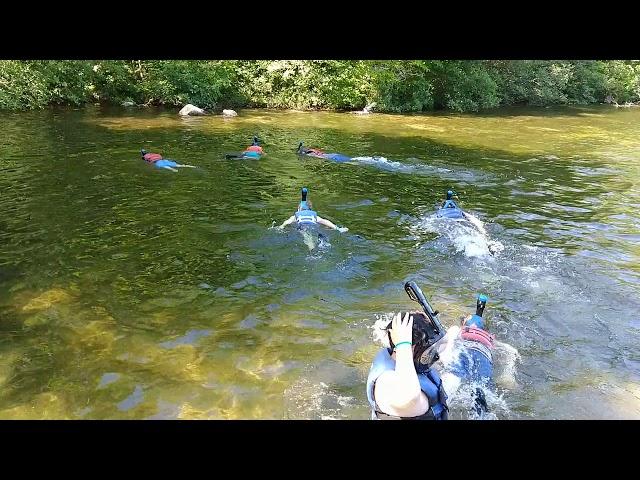 Aquatic Exploration at Hidden Valley - Troop 279, 2019