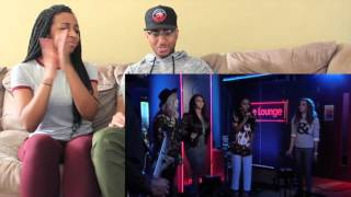 Couple Reacts : Little Mix - Holy Grail/Counting Stars/Smells Like Teen Spirit Reaction!