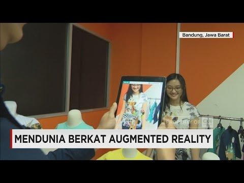 Mendunia Berkat Teknologi Augmented Reality