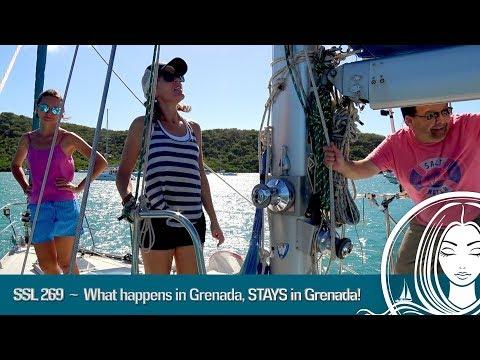 SSL 269 ~ What happens in Grenada, STAYS in Grenada!
