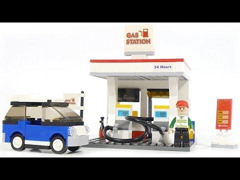 Sluban М38-В0568 gas station