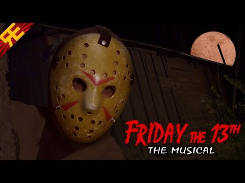 Friday the 13th: the Musical feat Gwen & Hayden Daviau
