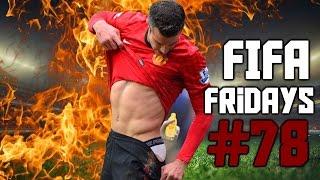 FIFA FRIDAYS #78 - VAN PERSIE MAAKT JE BROEK NAT