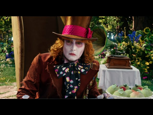 Alice Through the Looking Glass Extended Spot - In Theaters May 27!