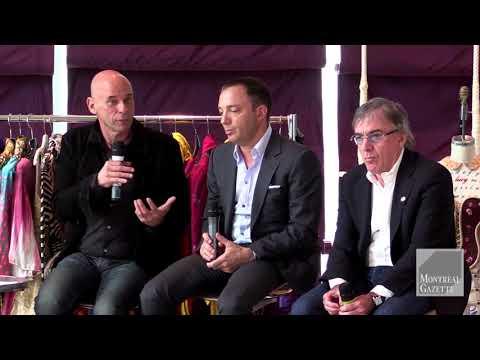 Guy Laliberté on the sale of Cirque du Soleil