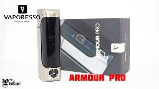 Обзор Vaporesso Armor pro 100W   Красиво и удобно