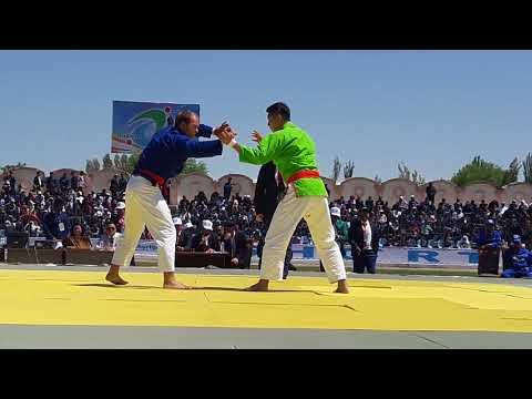 International Kurash Championships Uzbekistan. Kurash. April 2018. France Vs Korea
