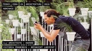 Česká cena za architekturu 2018 - Nominované projekty