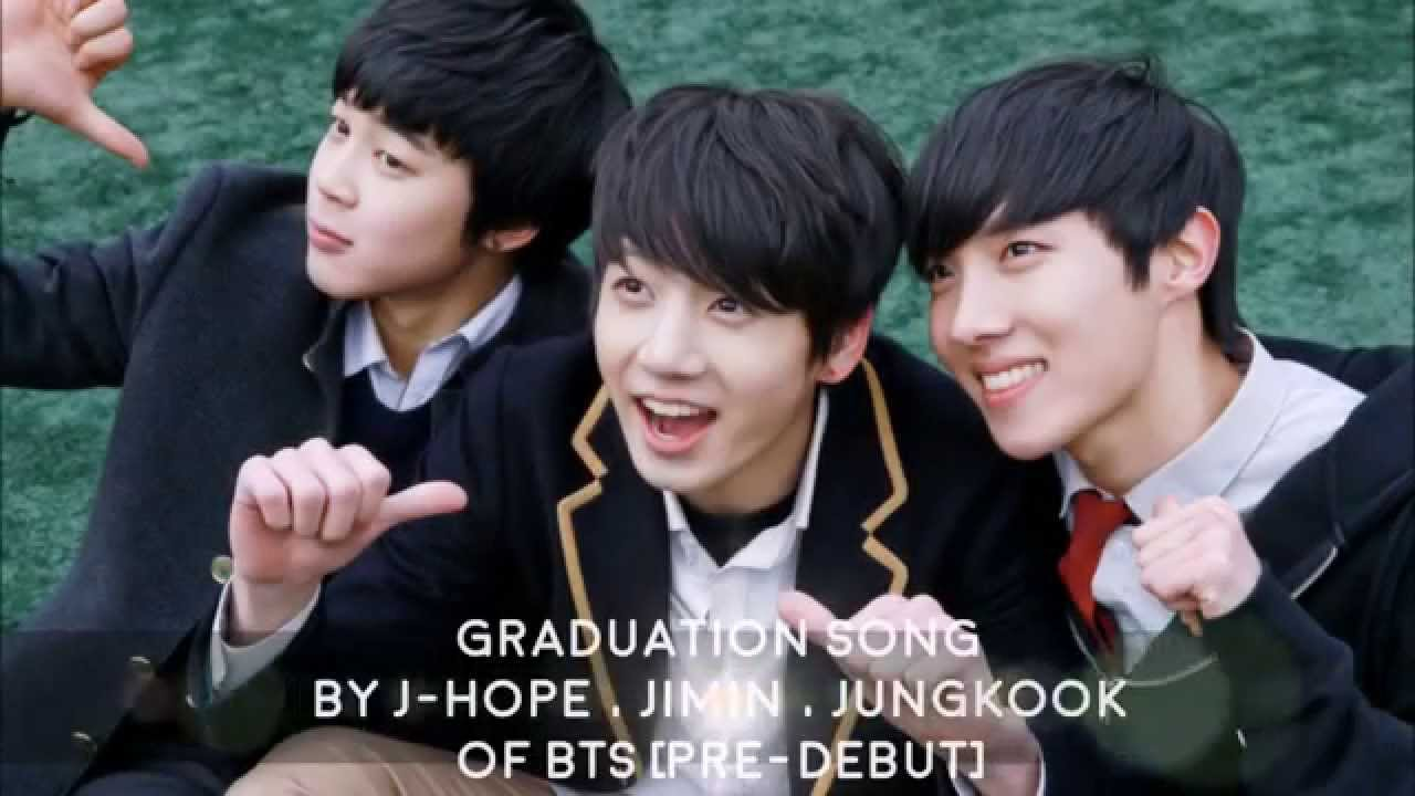 mp3 dl graduation song by j hope jimin jungkook of bts