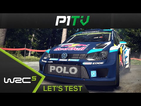 WRC 5 - Lets Test / First Look | WRC 5 FIA World Rally Championship [TX 599XX] [PC]