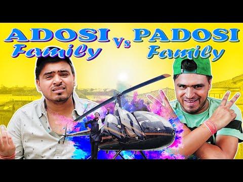 Adosi Family Vs Padosi Family - Amit Bhadana