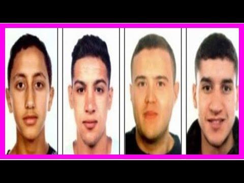 Barcelona attack: spanish police begin fresh manhunt for moroccan younes abouyaaqoub