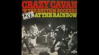 TONGUE TIED JILL- CRAZY CAVAN & THE RHYTHM ROCKERS