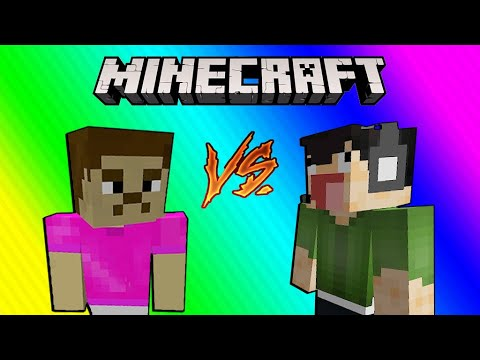 Download Minecraft - Minorities vs. The White Men (Spleef Mod)